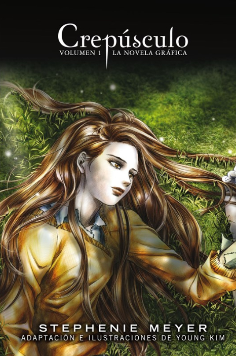 CREPUSCULO - GRAPHIC NOVEL