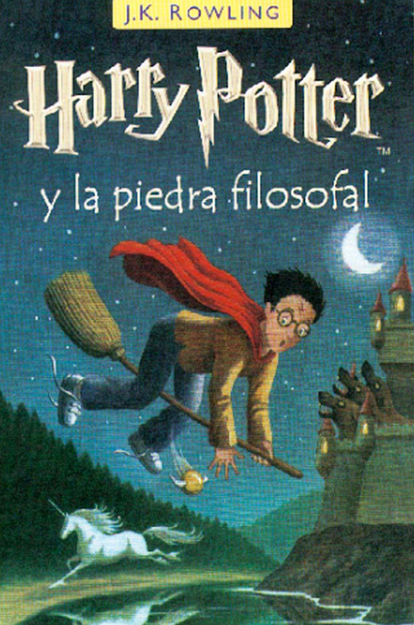 Harry Potter y la piedra filosofal