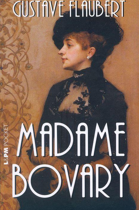 MADAME BOVARY (LIVRO DE BOLSO)